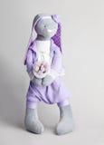 Soft rabbit Stock Photo