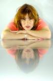 Soft Reflection Stock Image