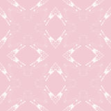 Soft romantic pattern for valentines wrapping Stock Images