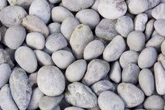 Background of soft shaped stones Stock Image