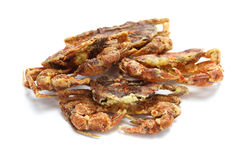 Soft shell crab Stock Image