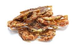Soft shell crab Stock Image