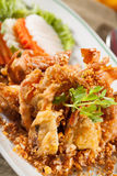 Soft shell crab Stock Images