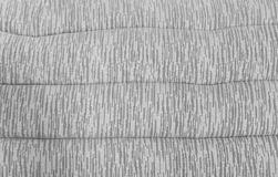 Soft Shiny Gray Pattern Pillow Background Texture for Furniture Material Royalty Free Stock Image