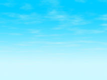 Soft Sky Background Royalty Free Stock Photo
