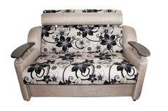 Soft sleeper sofa Royalty Free Stock Photos