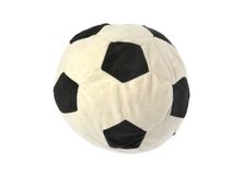 Soft soccer ball Royalty Free Stock Image