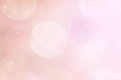 Soft sparkle Royalty Free Stock Photos