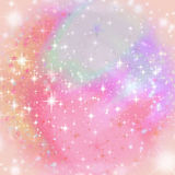 Soft sparkling background. For your design and scrapbooking needs Stock Photography