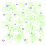 Soft spring paper Royalty Free Stock Images