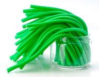 Soft sticks tangle licorice Royalty Free Stock Photos