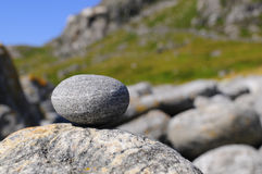 Soft stone Royalty Free Stock Photos