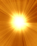 Soft sun Royalty Free Stock Photography