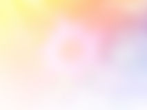Soft sweet blurred pastel color background. Abstract gradient desktop wallpaper. Stock Photography