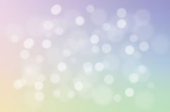 Soft and sweet pastel abstract gradient background. Blurred natural bokeh abstract wallpaper. Christmas light. Soft and sweet pastel abstract gradient Stock Images