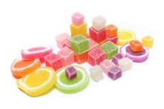 Soft Sweets Royalty Free Stock Images