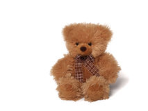 Soft teddy bear Royalty Free Stock Photography