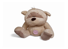 Soft teddy bear Royalty Free Stock Photos