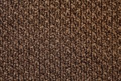 Soft textile background in perfective brown colour. High resolution photo Royalty Free Stock Image