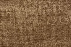 Soft textile background in stylish brown colour. High resolution photo Stock Photography