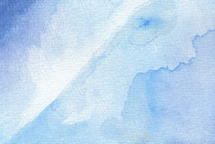Soft texture abstract watercolor background Royalty Free Stock Photography