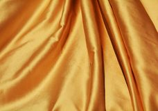 Soft texture, background. The way the fabric falls, creating shadows opposed to light, reveals even more the softness of its texture Royalty Free Stock Photos