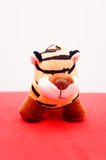 Soft tiger toy Royalty Free Stock Photography