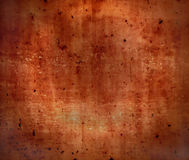Soft-tone grunge background. Ochre-coloured soft-tone grungy background stock photo