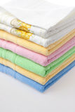 Soft towels Royalty Free Stock Photography