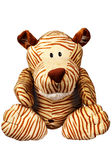 Soft toy. Toy for children Tiger made from soft materials Stock Image