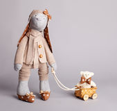 Soft toy Royalty Free Stock Images