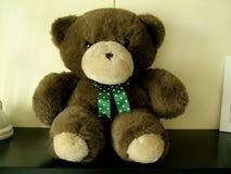 Soft toy. Teddy bear stock photography