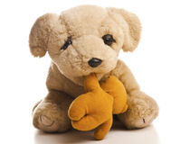 Soft toy royalty free stock photos