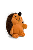 Soft toy hedgehog Royalty Free Stock Photo
