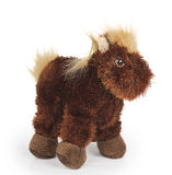 Soft toy horse Royalty Free Stock Image