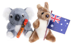 Soft Toy Koala Royalty Free Stock Image