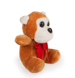 Soft toy monkey Royalty Free Stock Photo