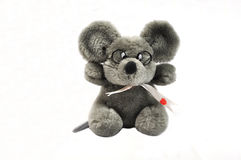 Soft toy of mouse Royalty Free Stock Photo
