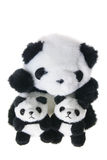 Soft Toy Pandas Stock Images