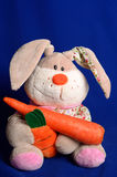 Soft toy Rabbit. Stock Images