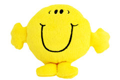 Soft toy smile Stock Photos