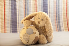 Soft Toy Teddy Royalty Free Stock Photography
