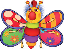 Free Soft Toy, The Toy Butterfly. Cartoon Stock Photo - 29499100