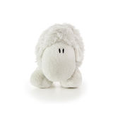 Soft Toy White Lamb Stock Photo