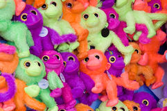 Soft toys Royalty Free Stock Image