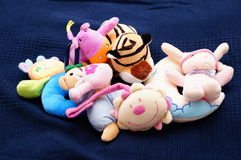 Soft toys Stock Images