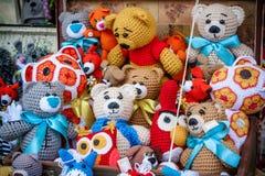Soft toys Stock Image