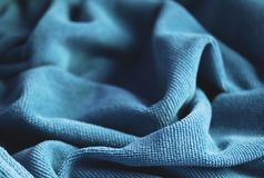 Soft velvet texture Royalty Free Stock Photos