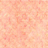 Soft vintage antique distressed shabby floral pattern background in peach. Soft antique shabby floral pattern background in peach and yellow Stock Photo