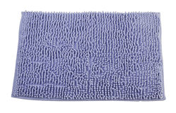 Soft violet doormat Royalty Free Stock Images